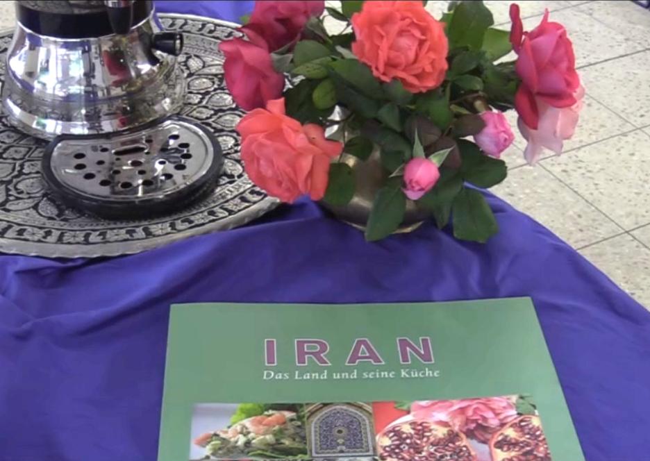 """Video: Interview zur Buchveröffentlichung """"Iran – Das Land und seine Küche"""""""