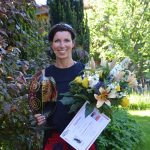Claudia Mölle holt Preise in Frankreich