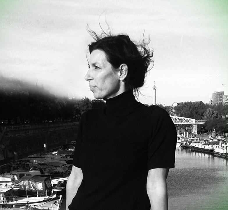 Claudia Mölle in der WP